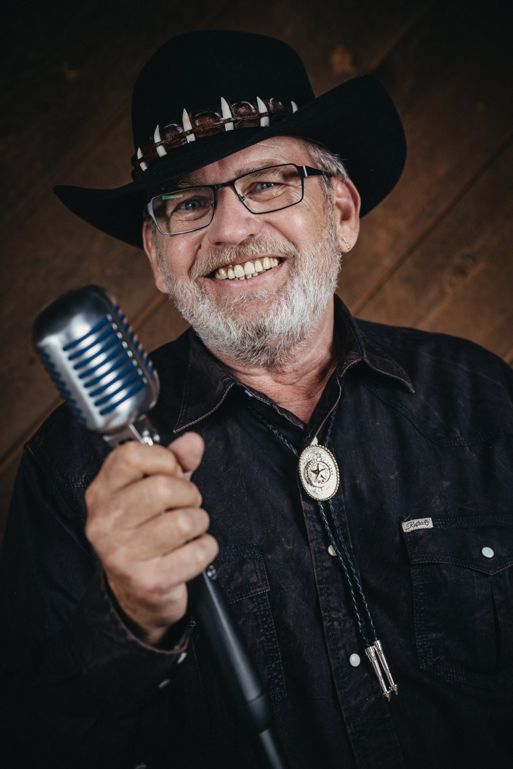 Bandleader Urs Knutti - TEXAS TRAIL Country-Band